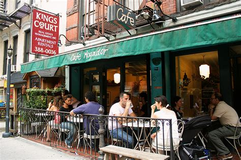 cafe nyc cafe mogador drink nyc the best happy hours drinks
