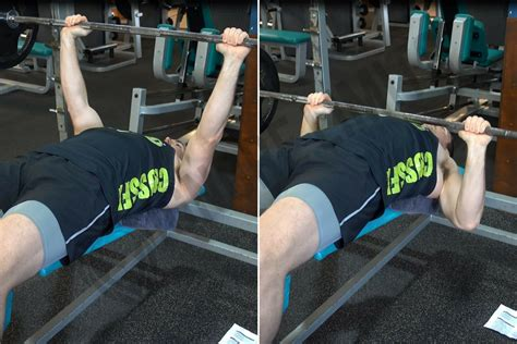 dumbbell bench press variations how to decline barbell bench press ignore limits