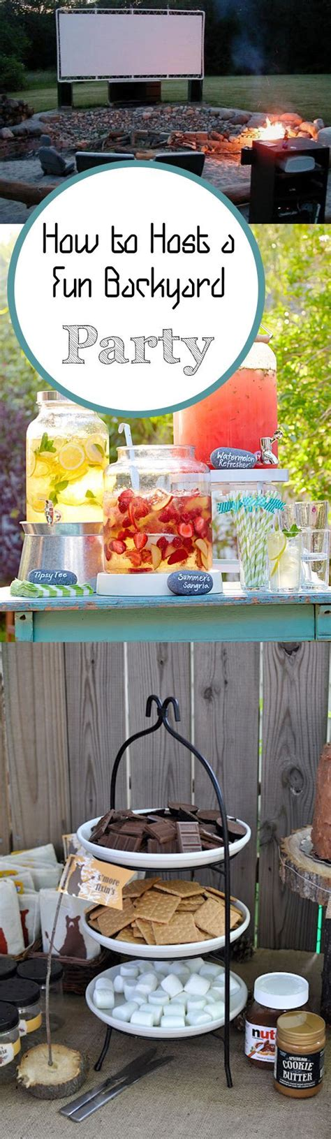 themes ideas for summer c 17 best ideas about backyard barbeque party on pinterest