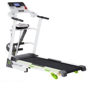Spesifikasi Treadmill Elektrik Tm 270 Automatic treadmill elektrik toko alat fitness lengkap