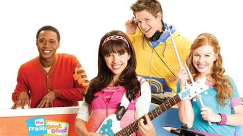 Band Tv Series Complete the fresh beat band what time is it on tv episode 0 series 0 cast list and preview