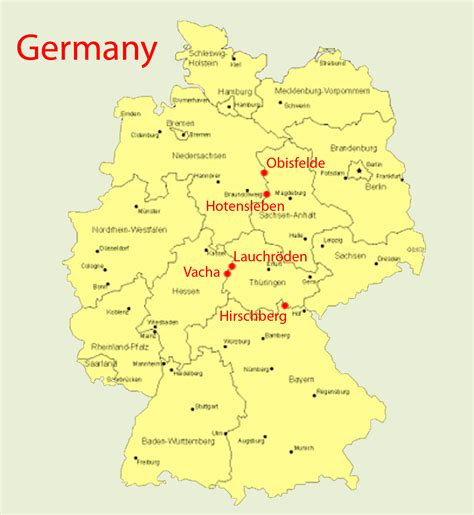 germany map 1980 rephotographs history vision rephotographing the iron