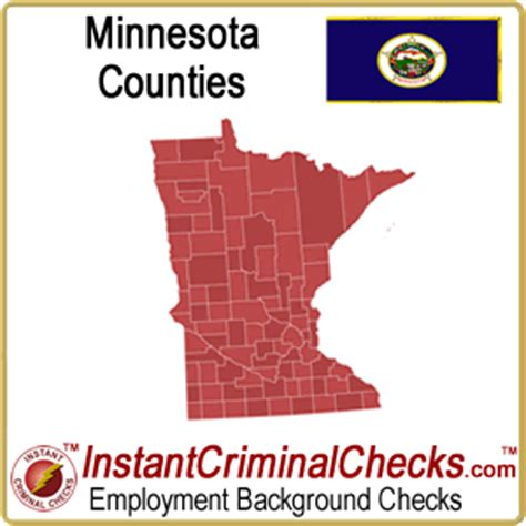 Mn Background Check Minnesota County Criminal Background Checks Mn Court