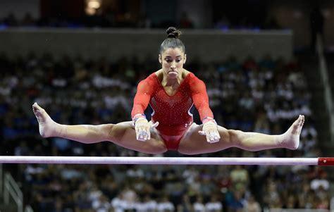 hot female olympic gymnast aly raisman photos 2016 u s olympic trials women s