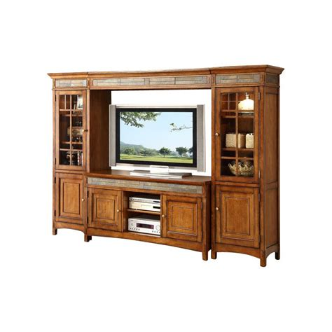 Entertainment System Furniture by Craftsman Home Entertainment Wall Eaton Hometowne