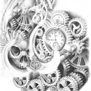 clock tattoo com