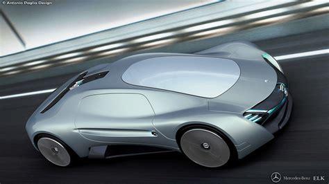 Mercedes Electric Supercar Mercedes Elk Fits The Future Ev Supercar Bill