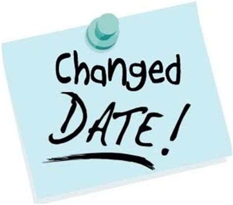 does new year date change http www chilliwackfishandgame change to general