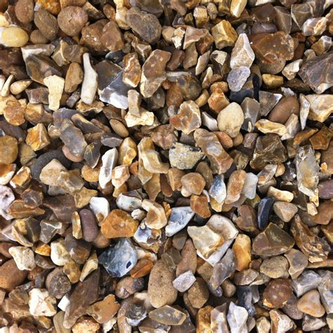 20mm golden gravel gravels granites stone garden