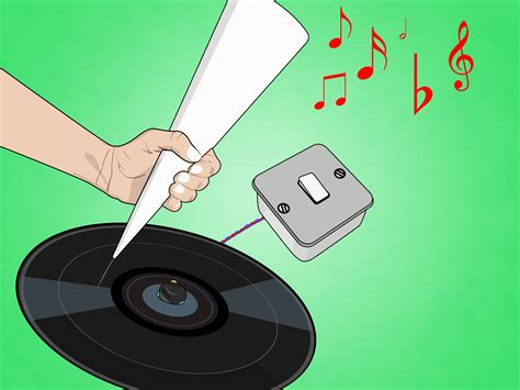 How To Make Records How To Make A Record Player 12 Steps With Pictures