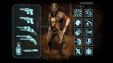 a guide to killing floor 2 s new perks gunslinger swat