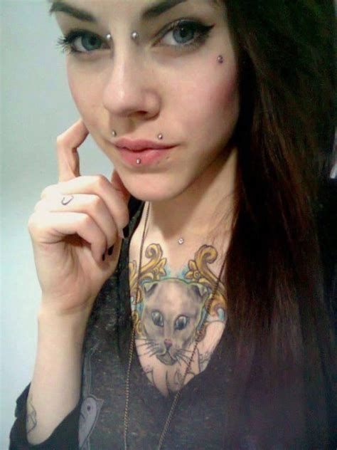tattoo pictures piercing 101 cute facial piercings for girls to stand in vougue