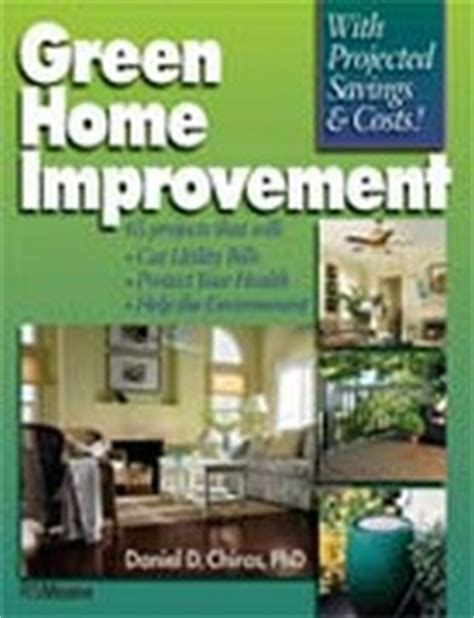 green home improvement construction book express