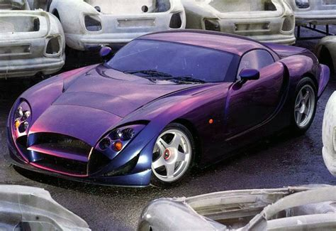Tvr Speed 12 Specs 1997 Tvr Speed 12 Prototype Specifications Photo Price