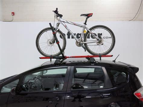 Subaru Bike Rack Impreza by Subaru Impreza Rockymounts Brassknuckles Roof Mounted Bike