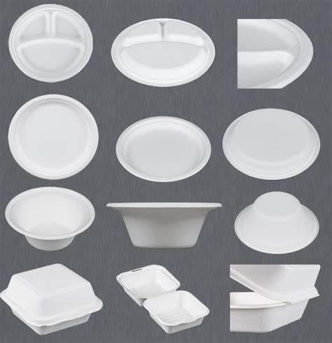 How To Make Paper From Sugarcane Bagasse - disposable sugarcane tableware paper plate machine