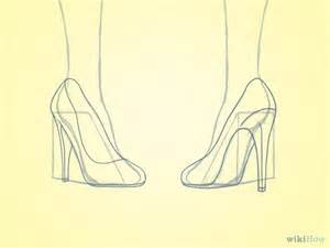 how to draw heels how to draw high heels step by step apps directories