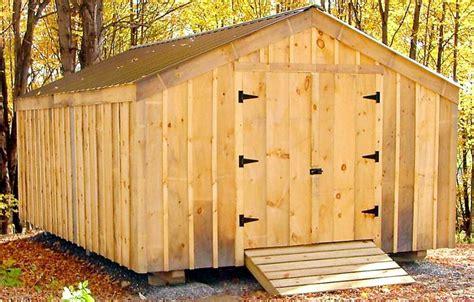 barn potting garden animal storage yard outdoor
