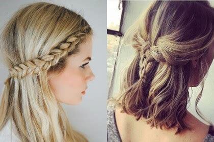 tutorial dandan sederhana 10 gaya rambut simple cantik yang cocok buat anak sma