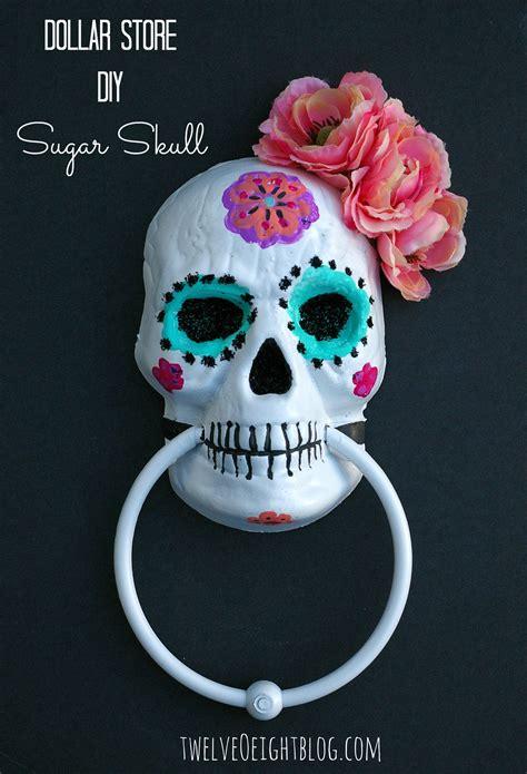 Jack Skellington Home Decor by Diy Painted Sugar Skull Twelveoeight