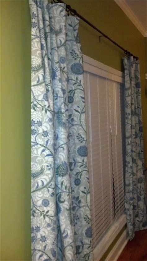 easy sew curtains the tolle house my easy peasy no sew diy curtains