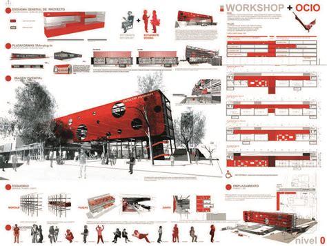 que es un layout en arquitectura las 25 mejores ideas sobre laminas de presentacion
