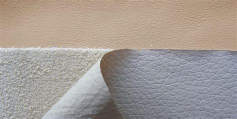 How Do Faux Leather Fabrics Compare to Real Leather? Imitation Leather