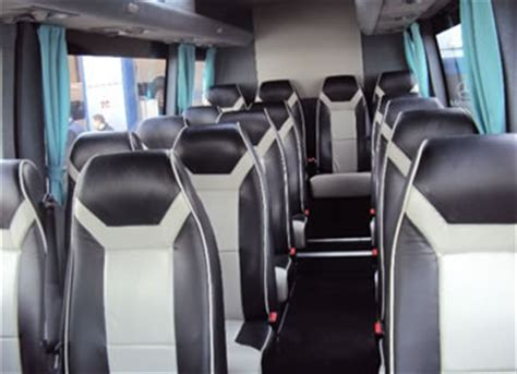 Mini Dieng Wonosobo 16 Seats kingsbridge chauffeur minibus service