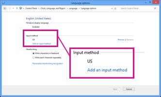 add an editing language or set language preferences in