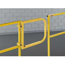 swing safety gate crowd control safety swing gates wildeck 174 laddergard