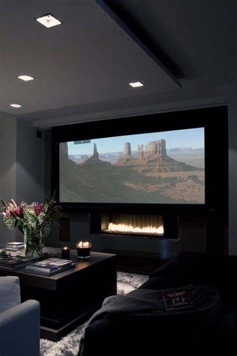 Design Modern Home Theater 80 Home Theater Design Ideas For Room Retreats