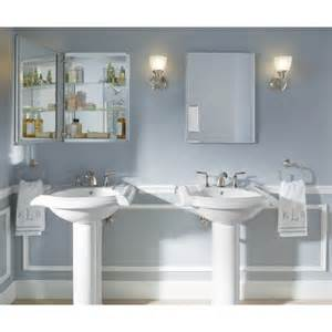 20 x 26 medicine cabinet kohler 20 quot x 26 quot aluminum medicine cabinet with mirrored