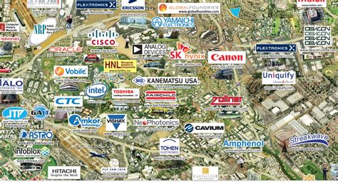 silicon valley usa map musings on maps informal comments on cartographic knowledge