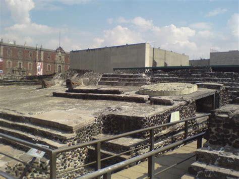 imagenes de ruinas aztecas file templo mayor 2007 jpg wikipedia