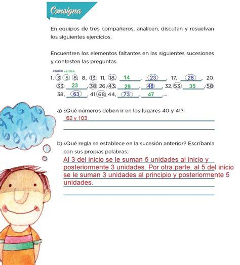 libro de desafos matemticos 4 grado contestado ayuda para tu tarea de cuarto desaf 237 os matem 225 ticos bloque