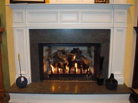 Raised Hearth Fireplace by Heatialtor I 100 Woodburning Box With Eiklor 5 Burner And Custom Philadelphia Mantle And