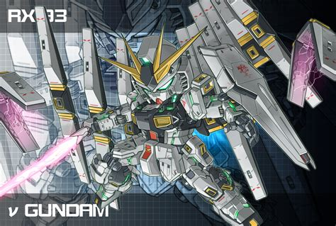 wallpaper nu gundam sd nu and sazabi quot char s counter attack quot wallpaper images