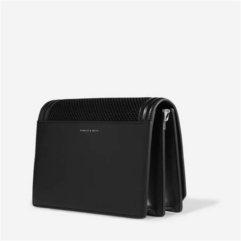 Charles Keith Turnlock Crossbody Black 1000 images about charles keith on