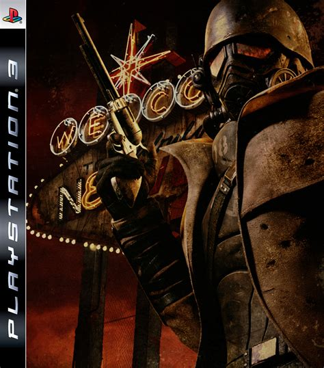 ps3 themes fallout new vegas fallout new vegas ps3 cover by haunted passion on deviantart