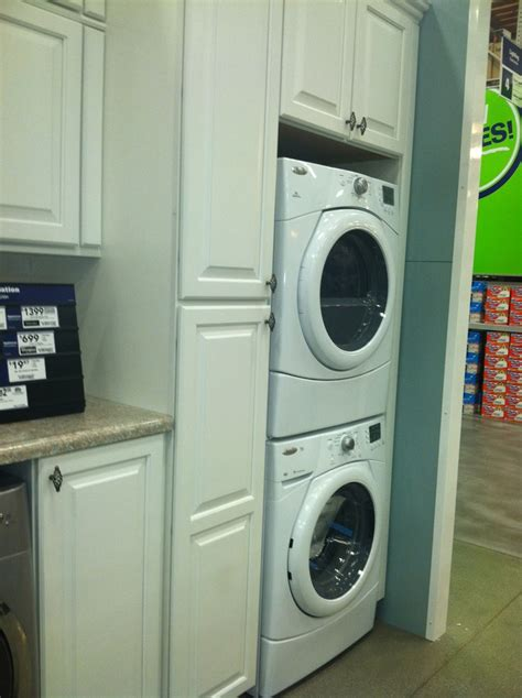 pws laundry rooms 17 best images about washer dryer ideas on built in desk washer and dryer and