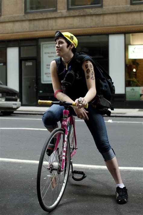 New York Bikers Pink 1000 images about bike messenger on fixed
