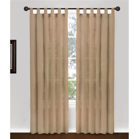 tab top curtain panels vintage house cottage house tab top curtain panel pair