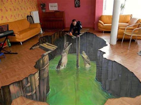 3d Floor by Household 3d Floor Art Hiconsumption