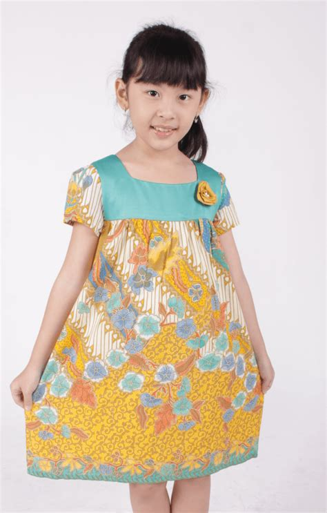 Hanya Dress Bayi Perempuan 0 1 Tahun Meriam 22 model baju batik anak perempuan laki laki paling