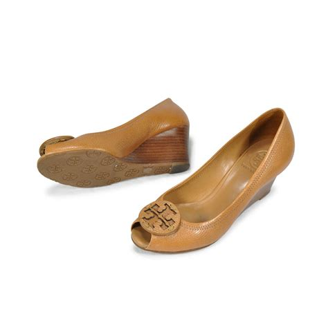 New Arrival Burch Sally Wedges second burch sally peep toe wedges the fifth