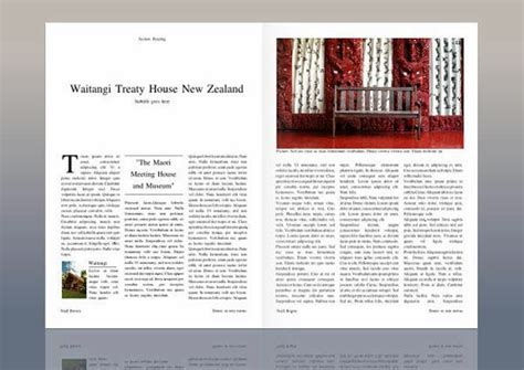 magazine layout html 8 common layouts in magazine design jayce o yesta