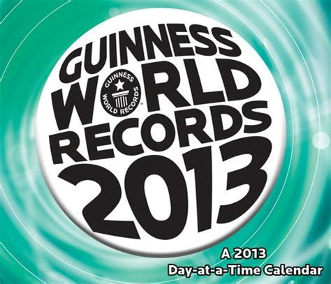 guinness world records 2013 1904994865 guinness world records 2013 box calendar calendar calendars at allposters com au