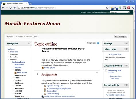 moodle theme engine opinion my three favorite moodle 2 0 themes arialist