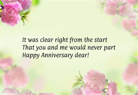 1st wedding anniversary quotes for husband anniversary quotes for boyfriend quotesgram