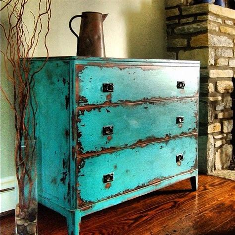 25 best ideas about turquoise furniture on distressed turquoise furniture rustic